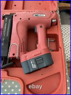 Tacwise Ranger 40 Duo 18v Cordless Nailer / Stapler With 2 Batteries