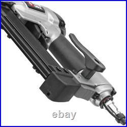 Tank Air Compressor Electric Pneumatic Nail Gun Set Brad Finishing Pin Nailer 6g