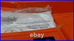 USED Paslode 900420 30 Degree Framing Nail Gun Nailer Set withBattery charger