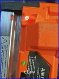 VonHaus Nail Gun & Staple Gun Cordless Heavy Duty Stapler Nailer 18v