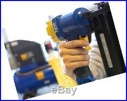 WEN 3/4 to 2 18 Gauge Brad Nailer. Nail Gun Air Carpenter Stapler Staple Tool